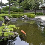 Jardín del Hotel New Otani