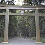 Yoyogi Park y el Santuario Meiji Jingu