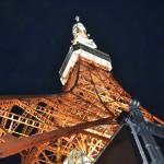 La impresionante Torre de Tokyo
