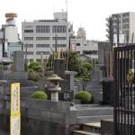 Un Cementerio Japonés
