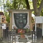 El Buda Daibutsu en Ueno Park