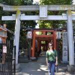 El Santuario Gojoten-Jinja