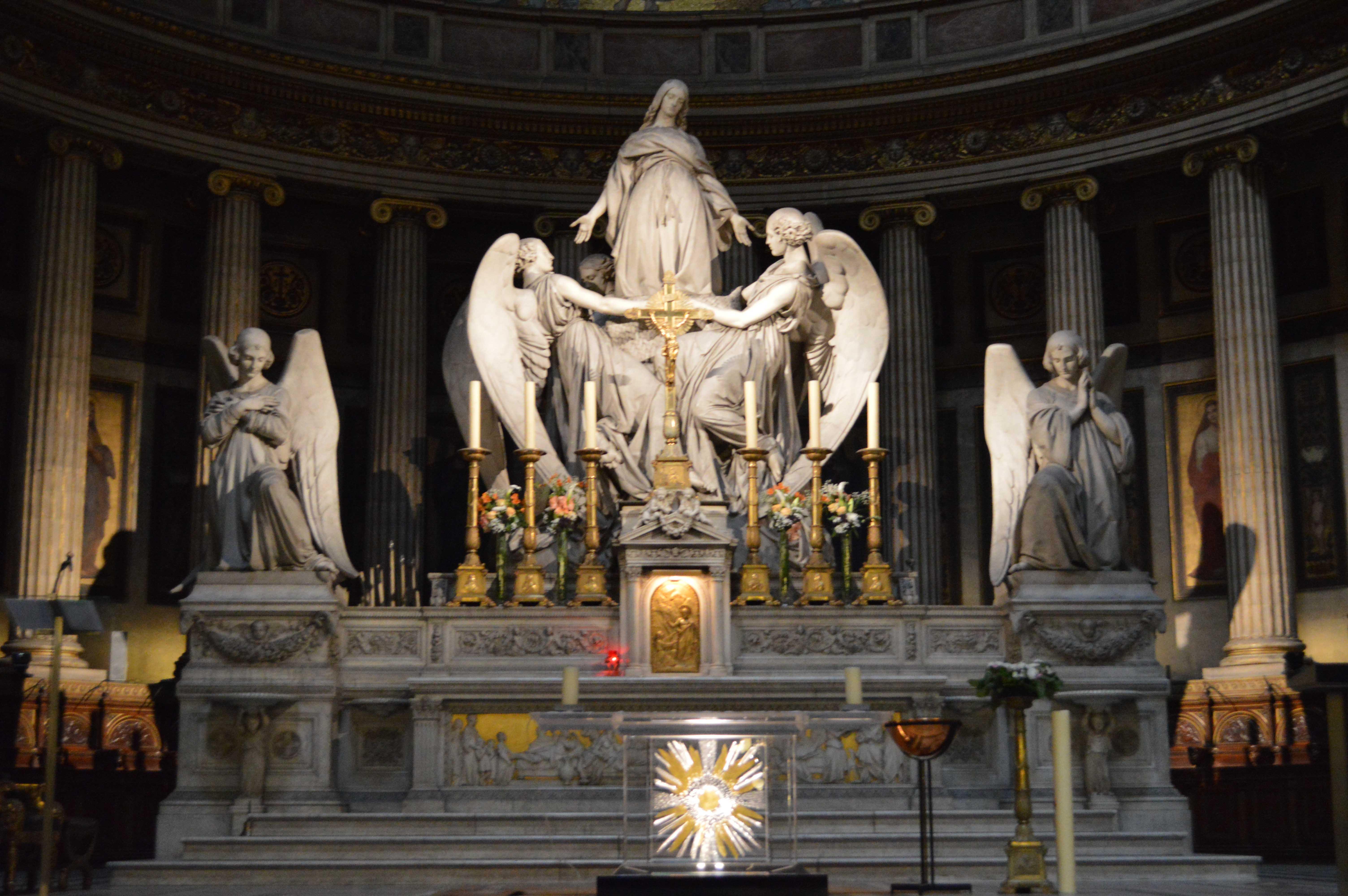 Iglesia de la madeleine viajes de ark - La maison de la truffe madeleine ...