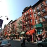 Chinatown en Manhattan