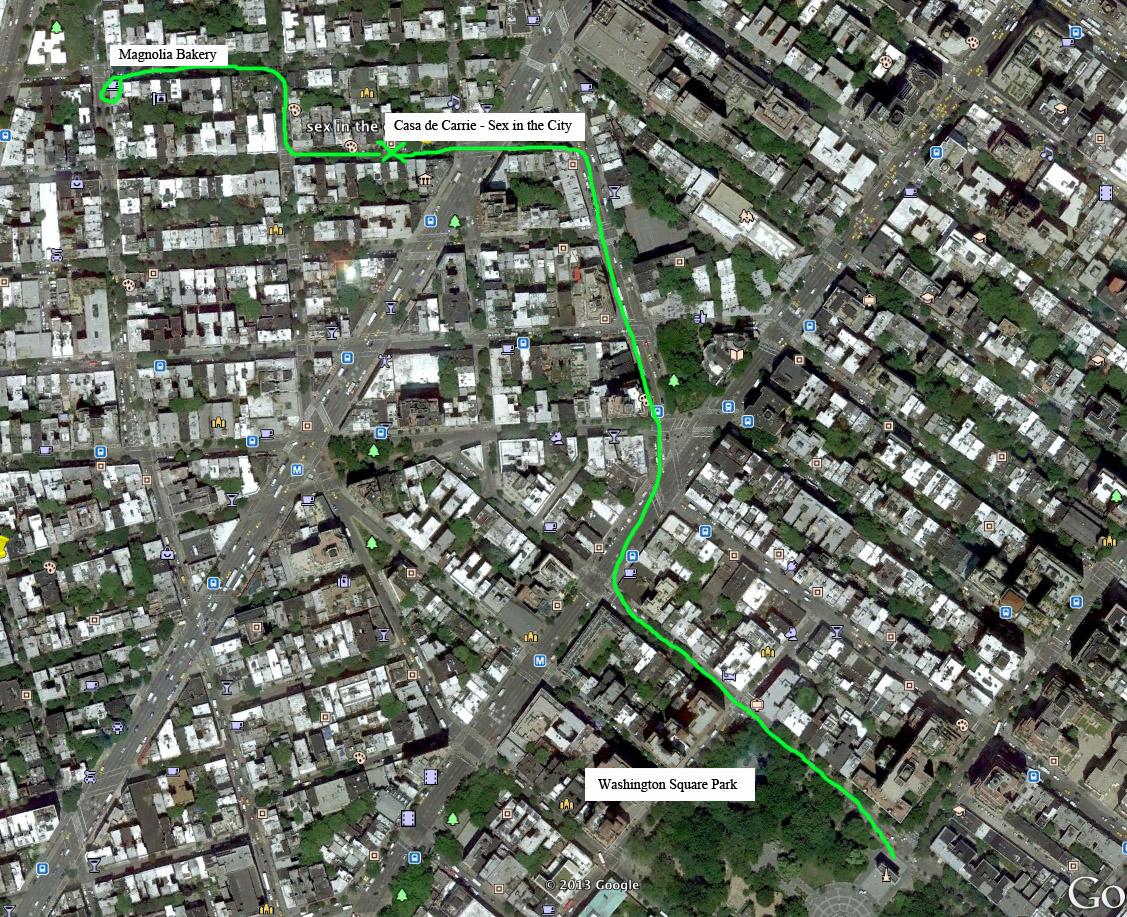 ruta sexo en nueva york