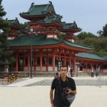 El Santuario de Heian-Jingu