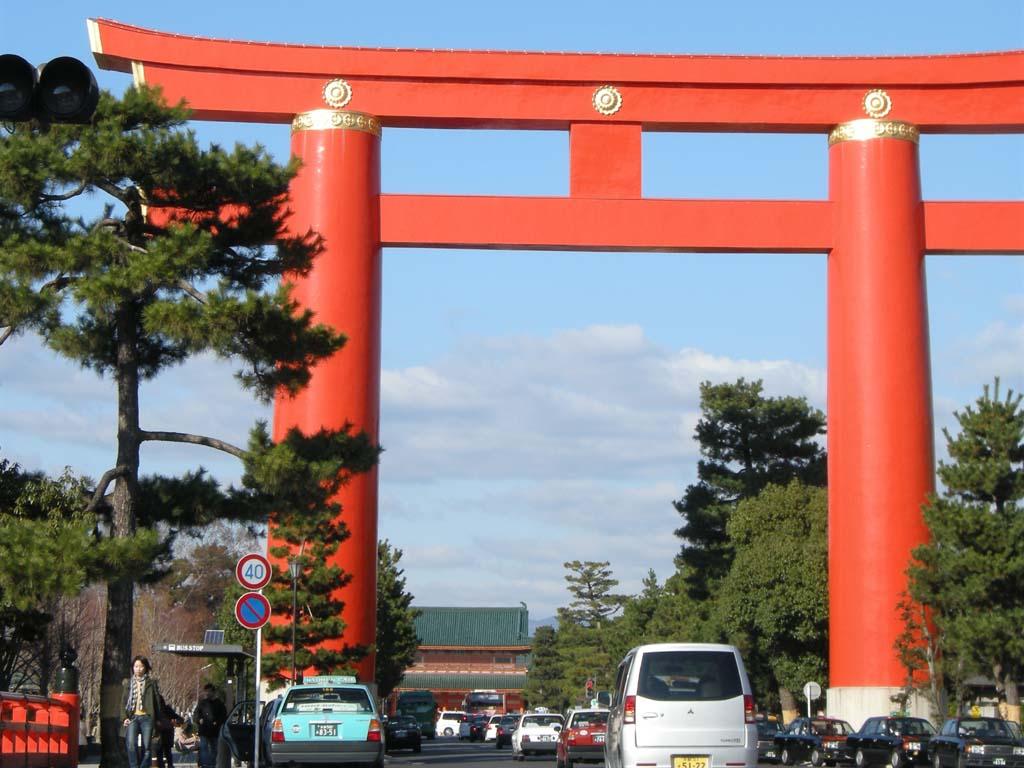 torii heian