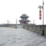 La Muralla Antigua de Xian