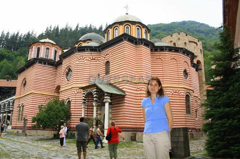 2.Monasterio Rila Bulgaria