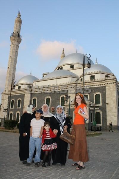 4. Mezquita Homs Siria