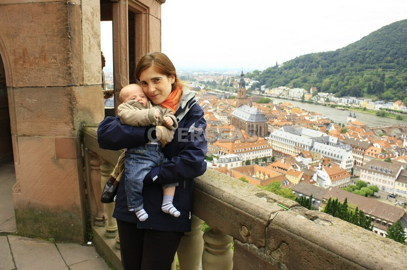 9.Alemania con mi hijo de 4 meses