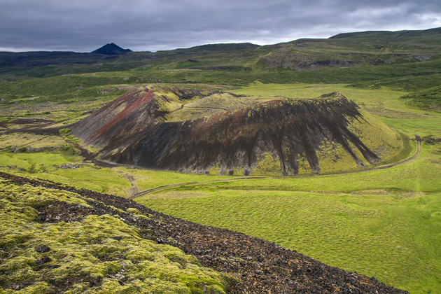 Bifröst Volcanoes