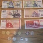 El Dinero en Islandia