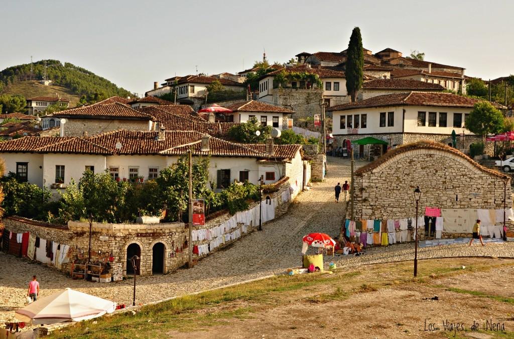 Ciudad de Berat, Albania