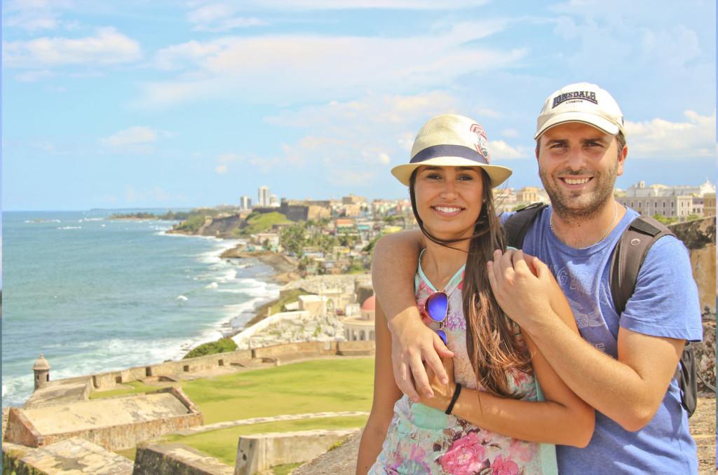 Fer y Vero en Puerto Rico