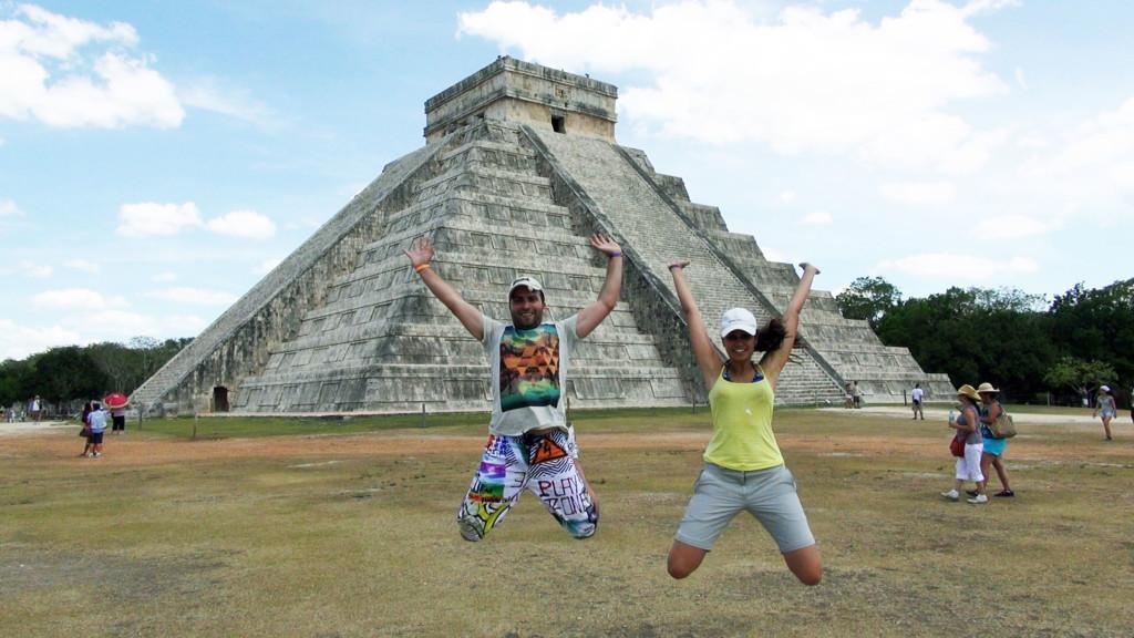 Fer y Vero en Riviera Maya