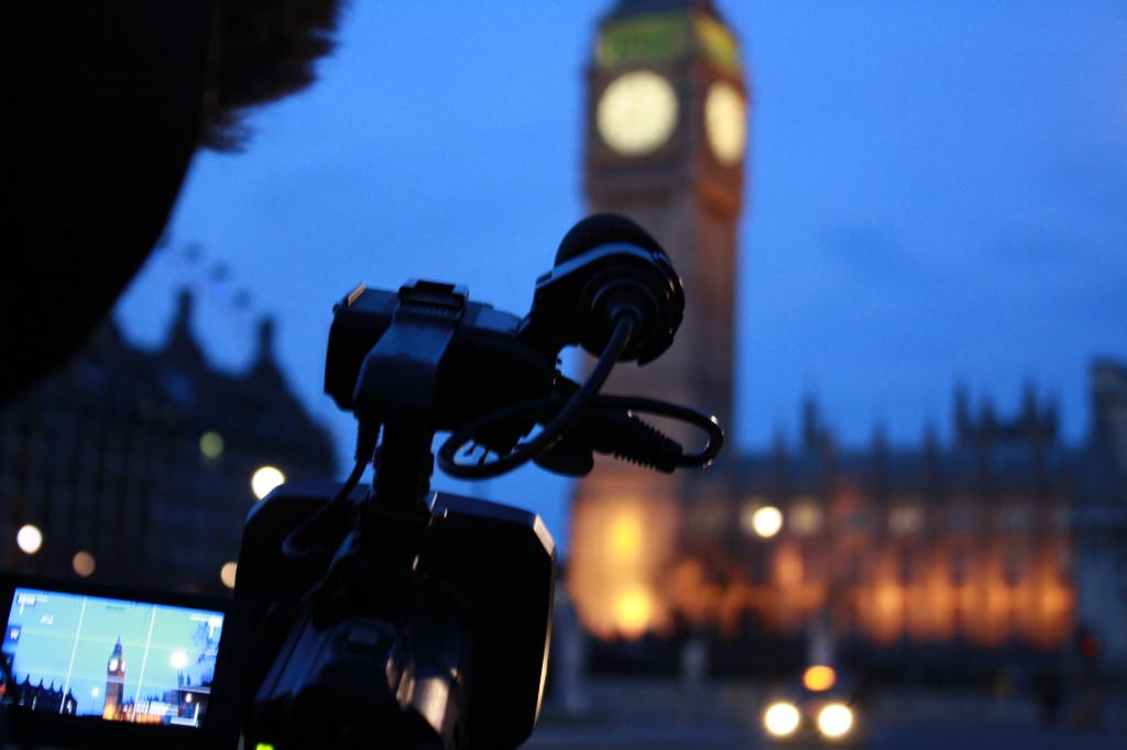 Trabajando en Londres