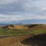 Los Cráteres de Skútustaðir en Myvatn