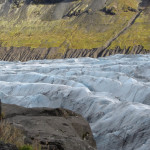 El impresionante Svínafellsjökull