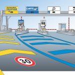 Peaje de Autopistas en Italia